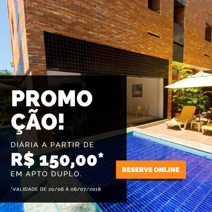 Promoção Ritz Plazamar Maceió - Junho e Julho de 2018